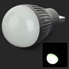 F-503 Mini 3W 22lm 1-LED White Light USB Bulb - Black