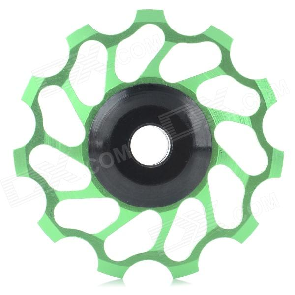 BB-88 Bike Bicycle Aluminum Alloy Wheels Rear Derailleur Pulley - Green