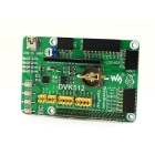 Waveshare DVK512 GPIO Expansion Board for Raspberry Pi B+ 3 - Green