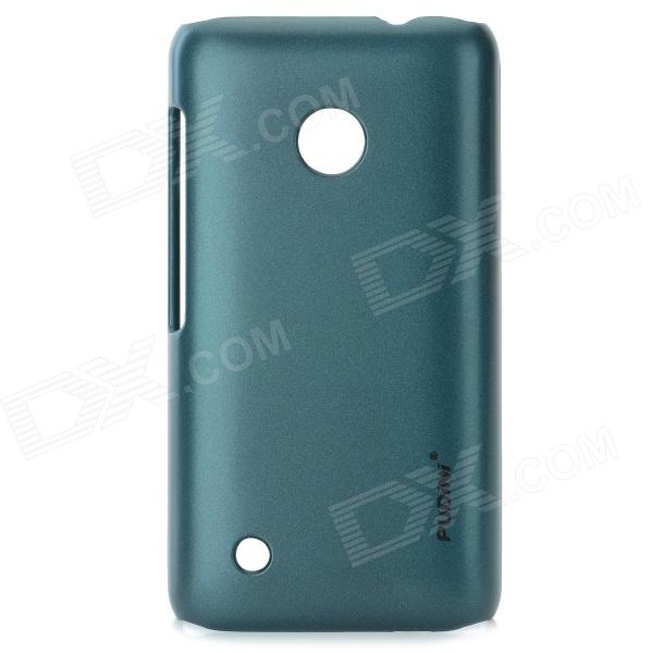 все цены на PUDINI Protective PC Plastic Case for Nokia Lumia 530 - Deep Green онлайн