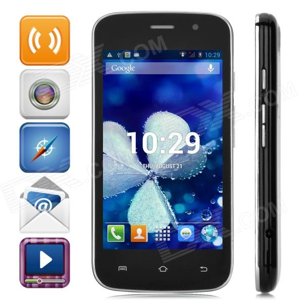 S500 Dual-core Android 4.2 WCDMA Bar Phone w/ 4.0