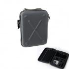 TMC Protective EVA + Nylon Camera Storage Bag Pouch for GoPro HD Hero 3+ / 3 / 2 - Grey (Size M)