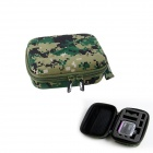 TMC HR123-MAD EVA + Nylon Zippered Case Pouch for GoPro HD Hero 3 / 3+ - Camouflage (Size S)