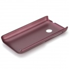 PUDINI LX-530 Protective PC Back Case for Nokia Lumia 530 - Claret-red