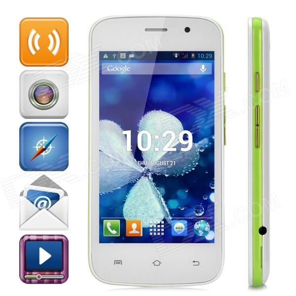 S500 Android 4.2 Dual-core WCDMA Bar Phone w/ 4.0