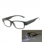 SENLAN L001+1.50D LED Reading Presbyopic Glasses - Black