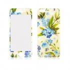Pentalobe Pattern Front and Back Tempered Glass Protectors Set for IPHONE 5 / 5S