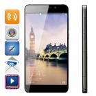 "Huawei Honor 6 Octa-core Android 4.4.2 4G Bar Phone w/ 5.0"" Screen, Wi-Fi, ROM 16GB and GPS - Black"