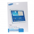 Protective Plastic Screen Protector for Samsung Tab 4 - Transparent