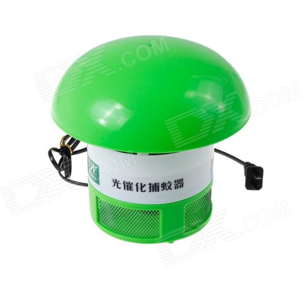 cp-815 ABS 3W LED Mosquito Dispeller for Pregnant Women - Green + White (220V / US-Plug) non allergic rhinitis factory price medical light cost for laser treatment