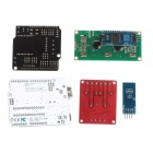 XD XD16 Smart hjem læring Android Bluetooth modul Kit sett for Arduino - lyseblå