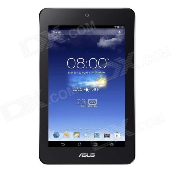 "Asus ME173X 7 ""IPS Quad-Core Android 4.2 Tablet PC w / 1 GB RAM, 16 GB ROM, Wi-Fi, TF - Schwarz"