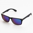 OREKA Blue REVO Lens UV400 Sunglasses - Black