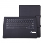 Detachable Bluetooth Wireless Keyboard Stand Cover Case for Sony Xperia Z2 Tablet - Black