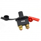 MaiTech 400A High Current Car Battery Switch / Rotary Switch - Black + Iron