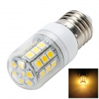 Marsing E27 3.6W 350lm 3500K 31-5050 SMD LED Warm White Light Corn Lamp - White (AC 220~240V)
