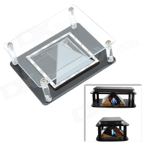 Acrylic Holographic 3D Display Case for IPHONE / 3.5
