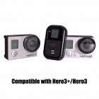 "A-RC 0.8"" LCD Professional Water-resistant Wi-Fi Remote Controller for GoPro Hero 3+ / 3 - Black"