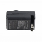 Replacement 1200mAh Battery Charger for OLYMPUS Li-50B Series - Black