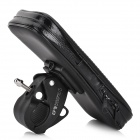 DULISIMAI Bike / Motorcycle Mounted Water Resistant Protective Case Bag for Sony Z3 - Black