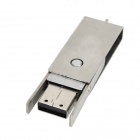 Ourspop U527 Ротари USB 2.0 Flash Drive - серебро (64 Гб)