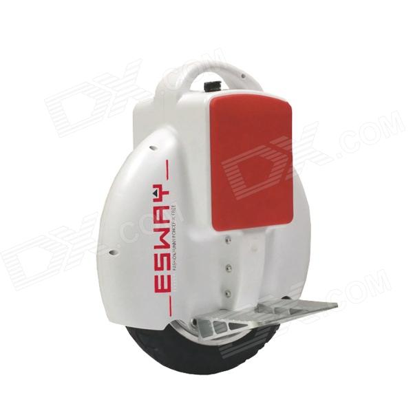 ESWAY ES-X3 Self-Balancing Electric Unicycle / Scooter Bicycle Wheel - White