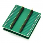 SSOP-34P to DIP34 IC Programmer Socket Adapter - Green + Black