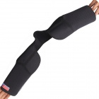 ShuoXin SX641 Sports Double Shoulder Brace Support Strap Wrap Pad - Black