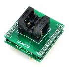 TSSOP28 to Dip8 IC Programmer Socket Adapter - Green + Black