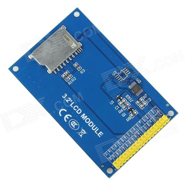 Lcd Interfacing With Stm32f4 Discovery