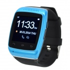 "CHEERLINK Q2 1.54"" Bluetooth V3.0 Smart Watch w/ Calling / SMS / Music Player / Remote Capture"