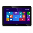 "MEEGOPAD F10 10.1"" IPS Quad Core Windows 8.1 Tablet PC w/ 2GB RAM, 64GB ROM, Wi-Fi, GPS - Black"