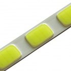 4.5W 280lm 72-COB LED Bluish White Light Module -Silver + Yellow (12V)