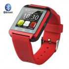 "AOLUGUYA HW01 1.44"" Bluetooth Smart Watch w/ Altimeter / Call for IPHONE and Android Phone + More"