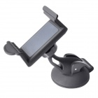 lf07 Car Mount Holder w/ Suction Cup for IPHONE / Samsung / Sony / HTC / LG - Black