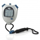 """1.5"""""""" LCD Sports Stopwatch with Calendar Display (2*CR2032)"""