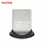SanDisk SDCZ43-032G-G46 32GB CZ43 Ultra Fit Series USB 3.0 Flash Drive