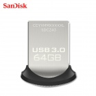 SanDisk SDCZ43-064G-G46 64GB CZ43 Ultra Fit Series USB 3.0 Flash Drive