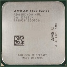 AMD Quad-Core A8-Series APU A8-6600K with Radeon HD 8570D (AD660KWOHLBOX)