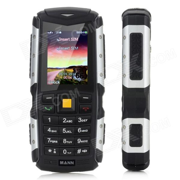 MANN ZUGS IP-67 Waterproof Dustproof Shockproof Rugged GSM Phone w/ 2.0