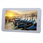 "Soaiy M-101 Android 4.2.2 Quad Core 7 ""WCDMA 3G Puhelin Taulukko PC w / 8GB ROM, WiFi, GPS-Valkoinen"