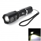 Pange 5-Mode Rotate Zooming 700LM White 400M Range LED Flashlight w/ Cree XM-L T6 (1 x 18650)