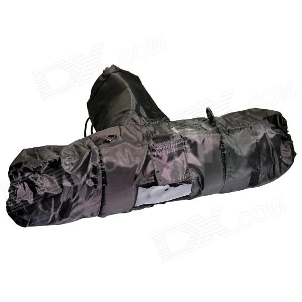 HighPro S605 Cold Water Resistant Warm Keeper DSLR Protective Rain Cover - Black