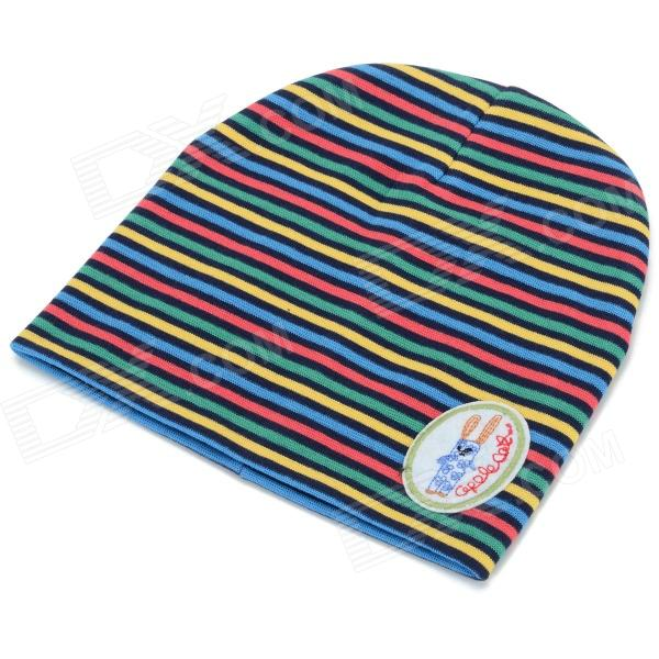 Fashionable Soft Cotton Hat for 0~3 Years Old Baby - Multi-Color