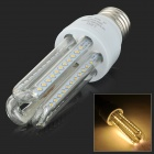 YouOKLight E27 7W 600lm 66-SMD 3014 LED Warm White Corn Lamp (85~265V)
