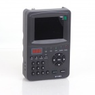 "ZnDiy-BRY KPT-968A 3.5"" TFT LED Handheld Multifunctional Satellite Finder Monitor - Black"