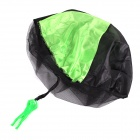 Creative Parachute Toy Doll - Black + Yellow
