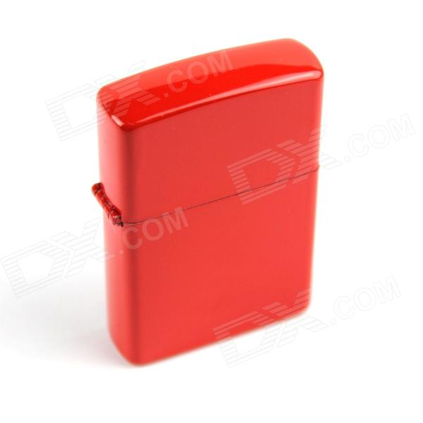 Retro Luxurious Kerosene Lighter - Red