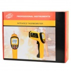 BENETECH GM1150 Infrared Temperature Tester Thermometer - Orange + Black (9V)