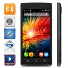 "THL L969 Android 4.4 Quad-core 4G Bar Phone w/ 5.0"" IPS, Wi-Fi, ROM 8GB and GPS - Black"